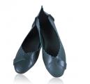 Идеальная сумка и обувь ручной работы. Балетки Flores