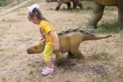Бесплатные фотопробы в Парке Динозавров