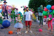 В новом клипе Тимати снялись его дочь Алиса и Алиса Лобанова