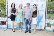 Наталья, Ольга Хорошилова, Семен и Людмила Хантемерян,